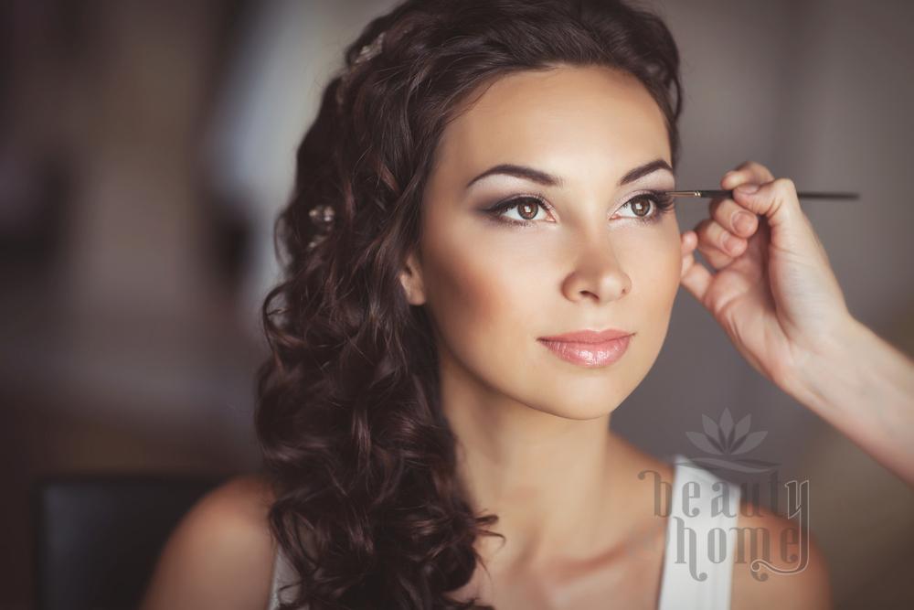 Νυφικό Μακιγιάζ από επαγγελματία Make up artisti